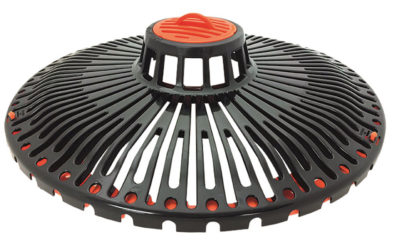 MIFAB'S RoofGaurd Dome Strainer Greatly Reduces Maintenance