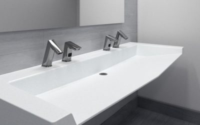 Sloan Announces New SloanStone® Sink Designs